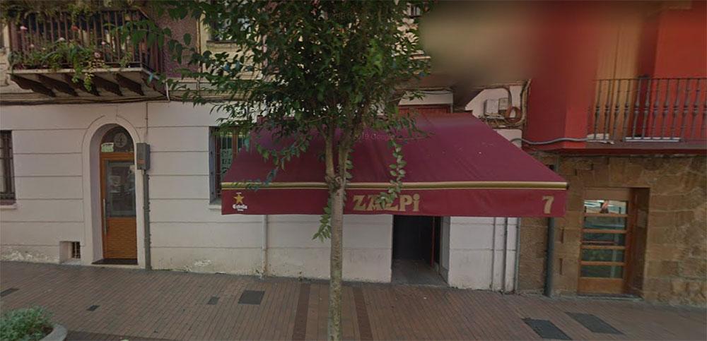 Café Zazpi